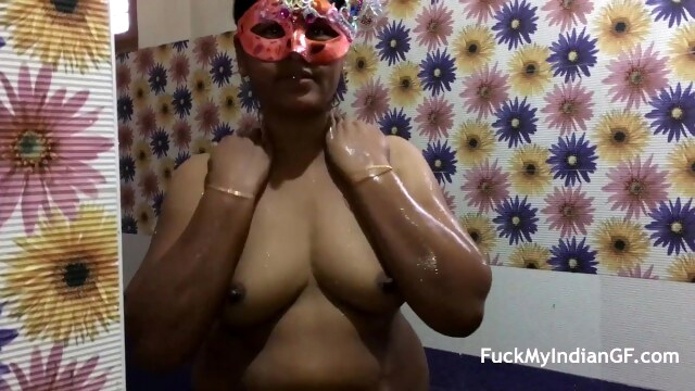 full night sex enjoyment with Indian bhabhi and shower BongaCams fuckmyindiangf