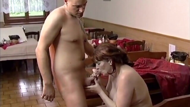 The start of my granny fetish 0398 BongaCams blowjob