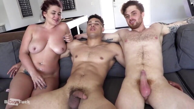 Beautiful bisexual threesome BongaCams bisexual