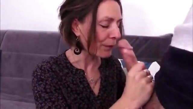 I finally picked up and fucked cute 50yo mature MILF during my vacation BongaCams cock