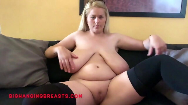 Busty Erin is home alone BongaCams bbw