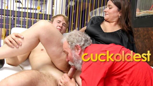 Grandpa Wants me to Fuck Him and his Wife BongaCams blowjob