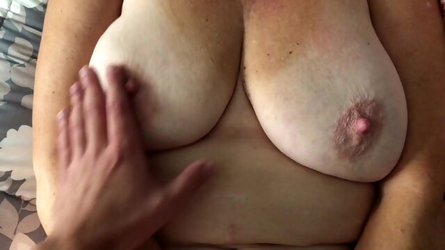 63 year old Woman and Younger Man Fucking BongaCams mature
