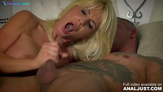 Stunning MILF Tiffany Rousso fucks her husbands boyfriend from Just ANAL powered by Only3x BongaCams milf