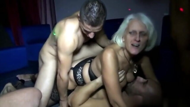 The start of my granny fetish 0556 BongaCams blonde