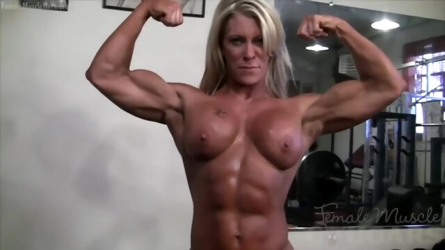 Muscle Woman BongaCams amateur