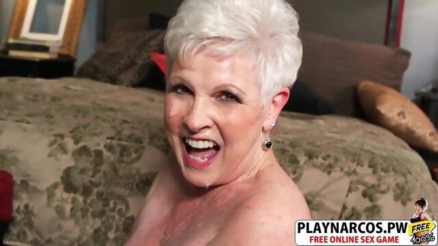 MRS JEWELL(67 yo) FUCKED BY HER TOYBOY!!!!! (RARE, FULL IN HD) BongaCams granny